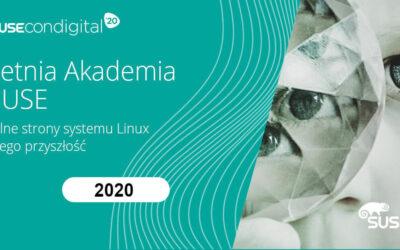Letnia Akademia SUSE 2020